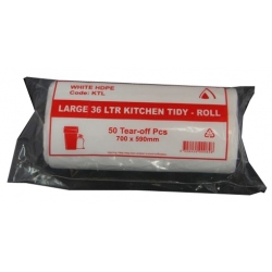 LARGE 36 LTR KITCHEN TIDY - ROLL